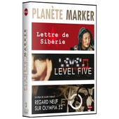 Plan�te Marker : Lettre De Sib�rie + Level Five + Regard Neuf Sur Olympia 52 de Chris Marker