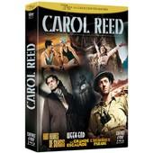 Carol Reed : Huit Heures De Sursis + Week-End + La Grande Escalade + L'h�ro�que Parade - Combo Blu-Ray+ Dvd de Carol Reed