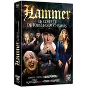 Hammer : Le Coffret De Tous Les Cauchemars : Comtesse Dracula + Les S�vices De Dracula + La Fille De Jack L'�ventreur + Le Cirque Des Vampires - Combo Blu-Ray+ Dvd de Peter Sasdy