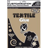 Thermocollant Double Face (Feuille 25x30cm) - Ki-Sign