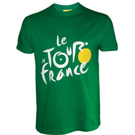 T-Shirt Maillot Tour De France - Collection Officielle - Cyclisme Velo - Tee Shirt Sport Supporter