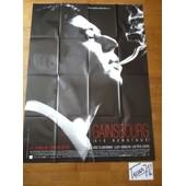 Gainsbourg Vie H�ro�que De Joann Sfar Avec Eric Elmosnino, Laetitia Casta. - Affiche Originale De Cin�ma 120 X 160 Cm