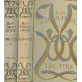 Theatre - En 2 Volumes : Tome I + Tome Ii. / Siegfried - La Fin De Siegfried - Amphitryon 38 - Judith - Intermezzo - Tessa - La Guerre De Troie N'aura Pas Lieu / Electre - Supllement Au ... de jean giraudoux