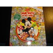 Mickey Et Ses Amis Cherche Et Trouve de DISNEY