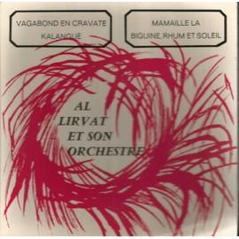 AL LIRVAT ET SON ORCHESTRE (ANTILLES - GUADELOUPE  - Al Lirvat Et Son Orchestre - Kalangué - 7inch x 1