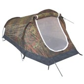 Tente Camping Tunnel Camouflage Flecktarn 2 Personnes