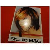 Studio B&g Book Coiffure de studio B&G