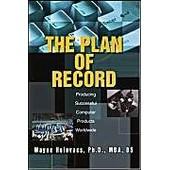Plan Of Record de Holovacs