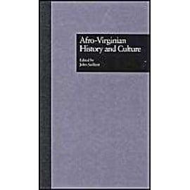 Afro-Virginian History and Culture - John Saillant