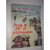 Jour J En Normandie de maurice chauvet
