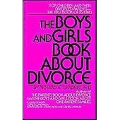 The Boys And Girls Book About Divorce de Richard Gardn