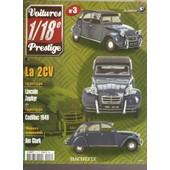 Citroen 2 Cv - (Hachette -Voitures Prestiges- Au 1/18e)