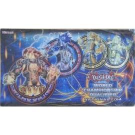 Playmat ( Tapis De Jeu ) Yu-Gi-Oh ! Championnat National 2014 Bujin