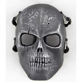 Masque Rigide En Forme De Cr�ne