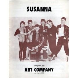 ART COMPANY / CARLOS - Susanna . ( Baby Bla Bla [ Suzanne ] )