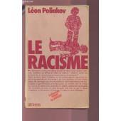 Le Racisme. de l�on poliakov