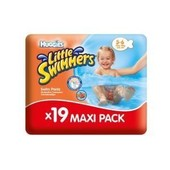 Huggies Maxi Pack X19 Little Swimmers T5/6