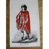 Histoire Du Costume Prince Bourguignon Debut Du Xveme Si�cle