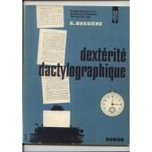 Dext�rit� Dactylographique de G. BUSSIERE