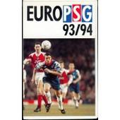 Euro Psg 93/94 de Thierry, Burgaliere