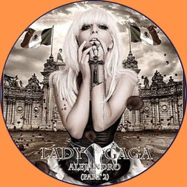 ( picture disc ) lady gaga : alejandro ( part 2 )