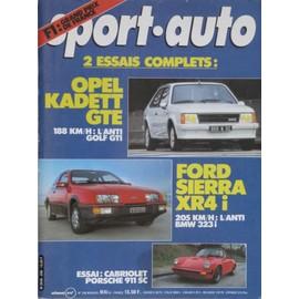 Sport Auto 256 - Mai 1983