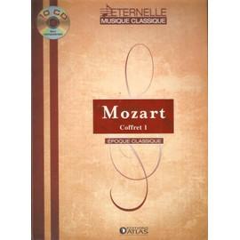�ternelle Musique Classique N�1: Mozart Coffret 1- Livret 30 Pages + 10 Cd 1