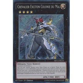 Chevalier Exciton Colonie Du Mal - Mp14 Fr224