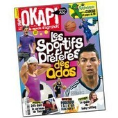 Okapi 951. Les Sportifs Pr�f�r�s Des Ados.