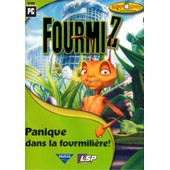 Fourmiz : Panique Dans La Fourmili�re