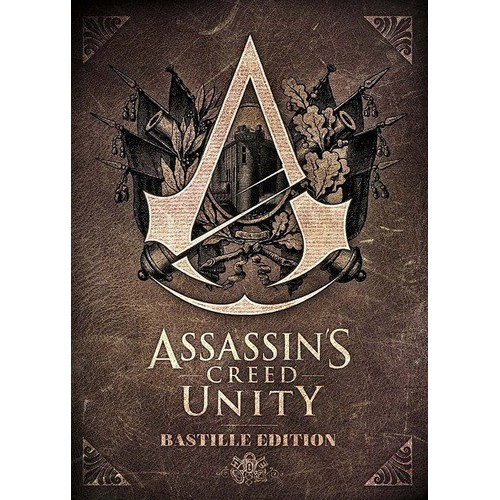 Assassin's Creed Unity Edition Collector Bastille PS4 - PlayStation 4