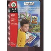Leappad - Decouvrez La Bibliotheque Leappad - De 4 A 8 Ans - Ouvrage Pour Leappad Interactif. de COLLECTIF