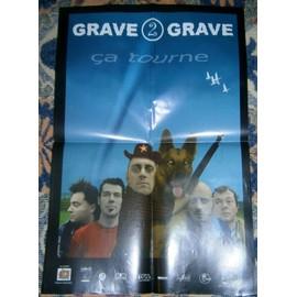GRAVE 2 GRAVE CA  TOURNE  LE GRAVE SE REBIFFE