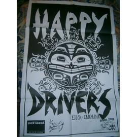 HAPPY DRIVERS  EPICA CARMINA