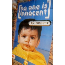 NO ONE IS INNOCENT  EN CONCERT