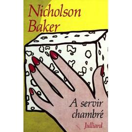 A Servir Chambr� de baker nicholson