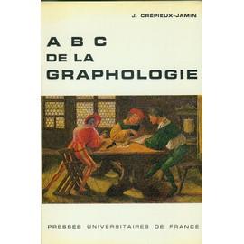 Abc De La Graphologie de Crepieux-Jamin