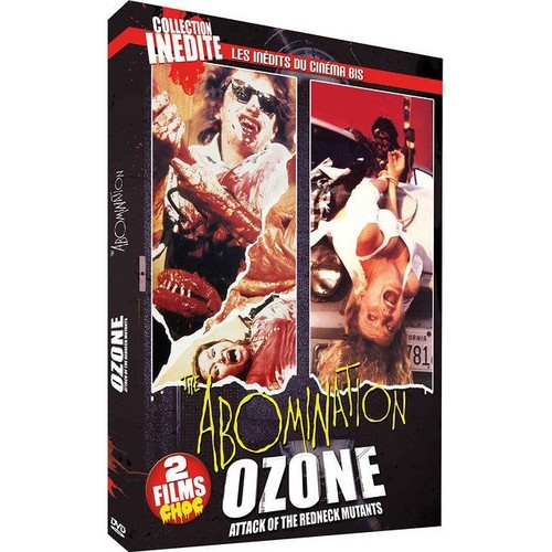 s abomination dvd horreur