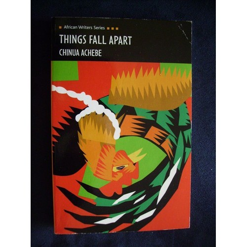 Chinua Achebe Things Fall Apart: Things Fall Apart De Achebe Chinua