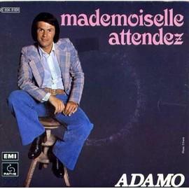 Mademoiselle Attendez / Partir - Salvatore Adamo