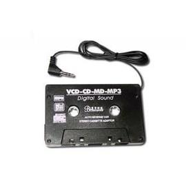 adaptateur lecteur mp3 cd sur lecteur de cassettes audio. Black Bedroom Furniture Sets. Home Design Ideas