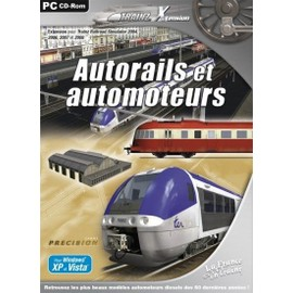 Add-On Trainz - Autorails & Automoteurs