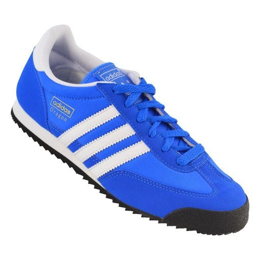 adidas dragon bleu pas cher