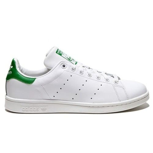 stan smith en daim marron