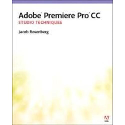 Adobe Premiere Pro Pas Cher Ou Doccasion Sur Rakuten