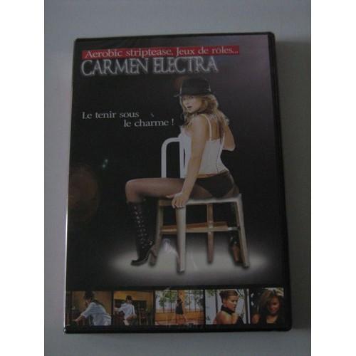 Carmen Electra Aerobics Striptease