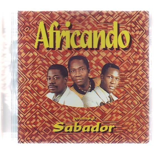 sabador vol 2 dutch import africando cd album rakuten