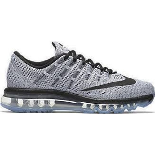 Nike Air Max 2016 806771-400 Homme Baskets Bleu