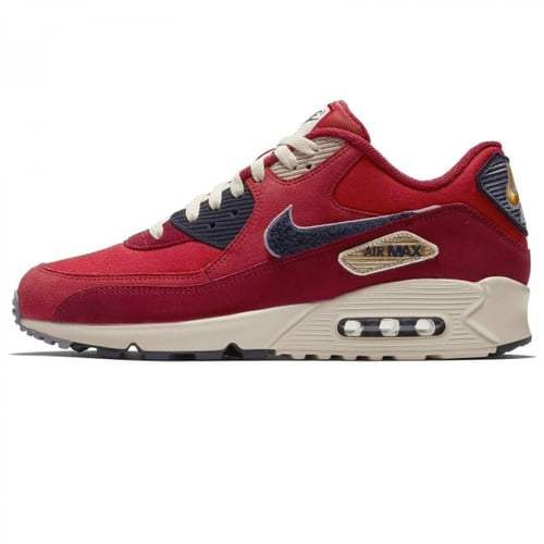 basket air max rouge