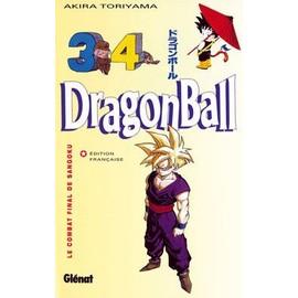 Dragon Ball. n° 34 Le combat final de Sangoku